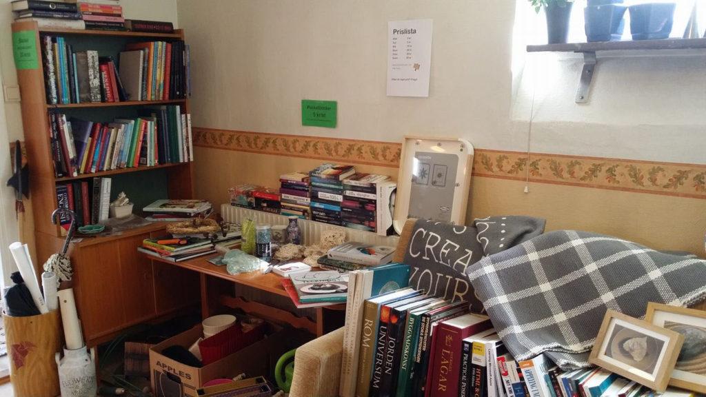 Böcker till salu