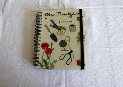 Journalbok för trädgårdsfantasten