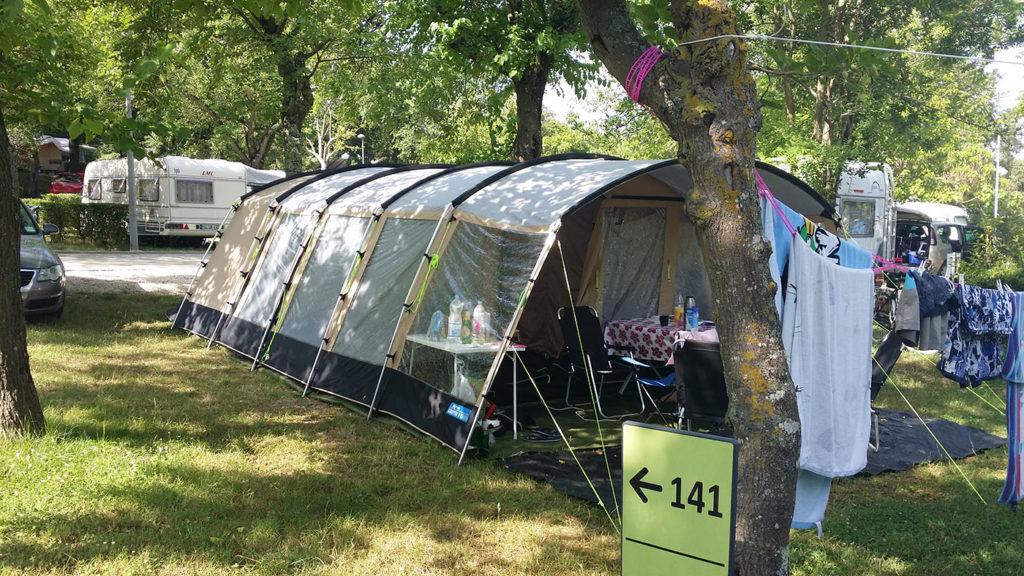 Vårt tält