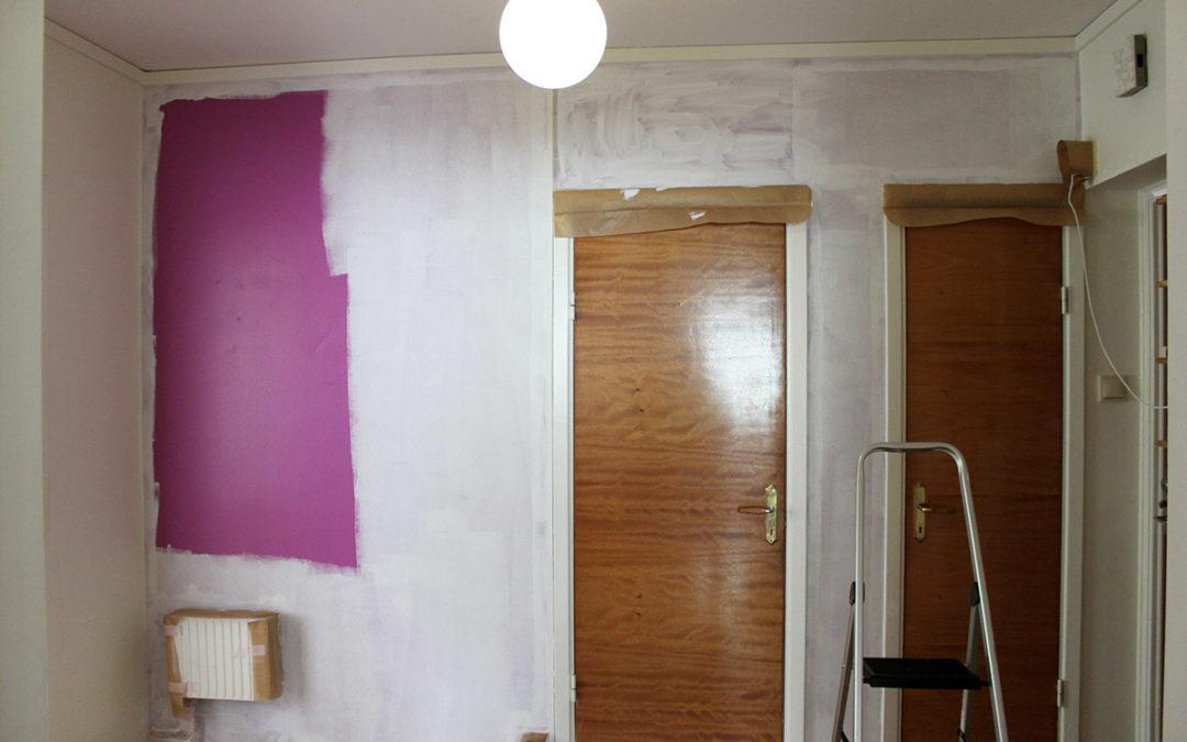 Återställa lägenheten