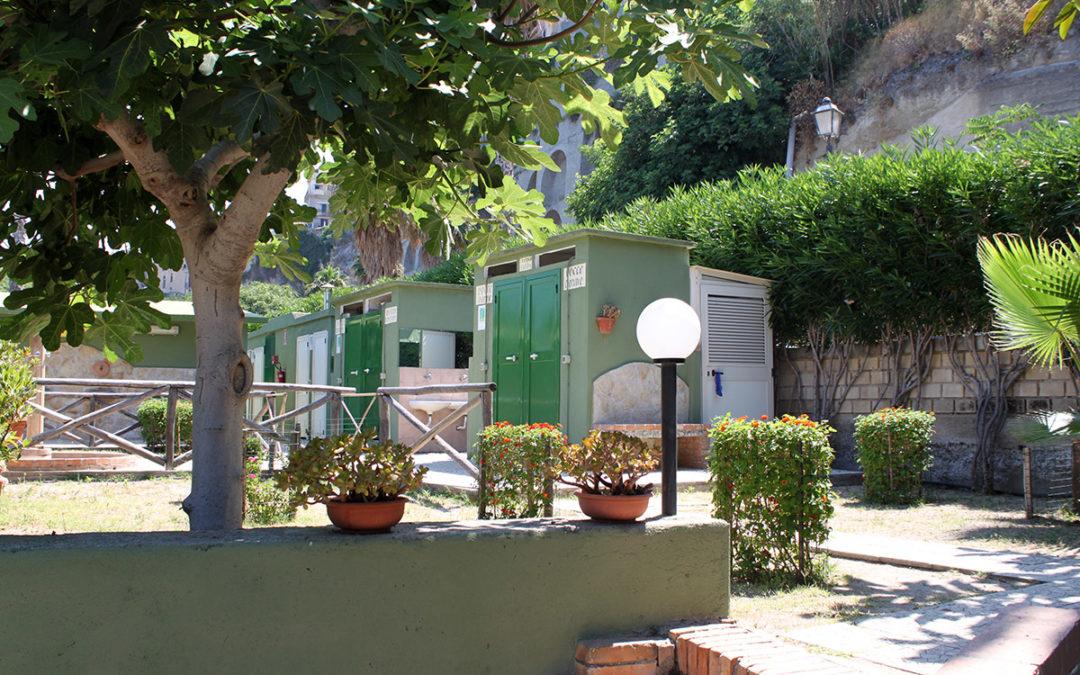 Camping Marina Del Convento i Tropea (med charmfaktor 10)