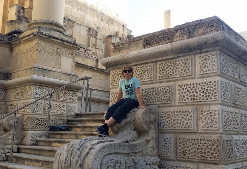 Kasper i Valletta